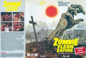 My all time favourite zombie film.  I know, I know, but I just love it.